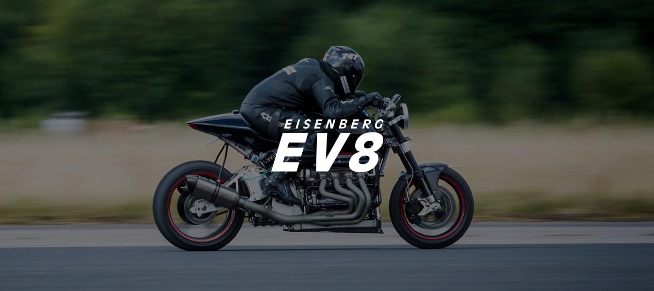 Eisenberg V8 Motorcycle